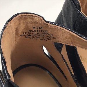 Nine West Shoes - Nine West  open-toe wedge